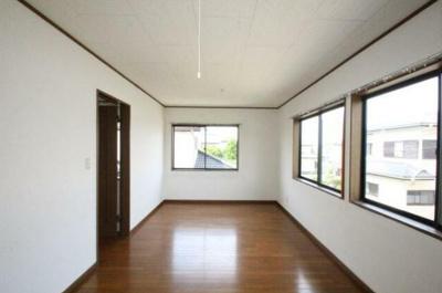 洋室は2部屋となります。