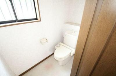 トイレは1階のみです。