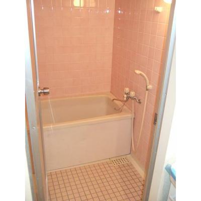 【浴室】第2梶コーポ