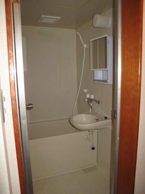 【浴室】リーブルマンション