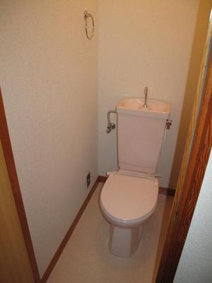 【トイレ】リーブルマンション
