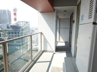 【バルコニー】ザ・梅田タワー