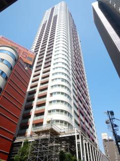 【外観】ザ・梅田タワー