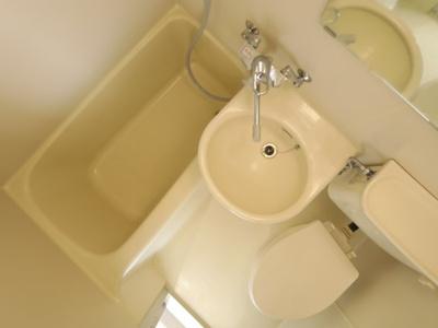 【浴室】ガーデンヒルズ中山