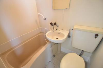 【浴室】第6下川ビル