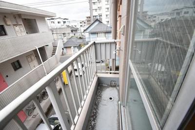 【バルコニー】第6下川ビル