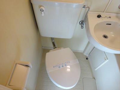 【トイレ】ハイムアルゴォイ