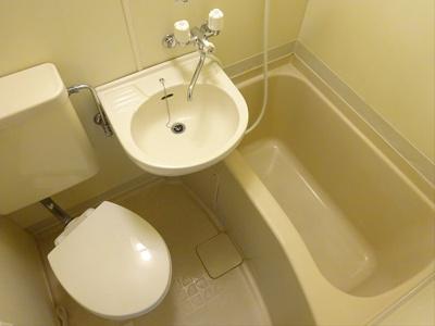 【浴室】ハイムアルゴォイ