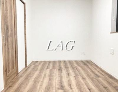 洋室です。