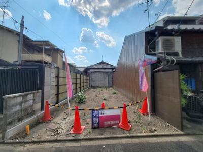 上京区下之町 建築条件付 売土地