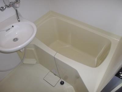 【浴室】グランビスタ参番館