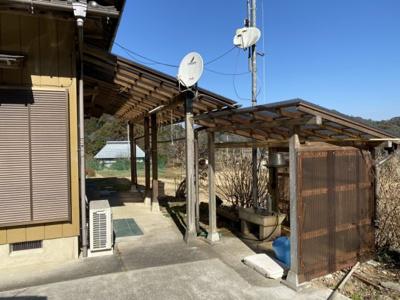 【外観】夷隅郡大多喜町面白 中古戸建