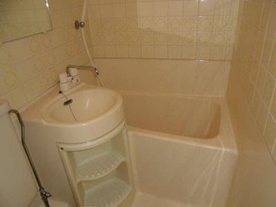 【浴室】ハイシティ三軒茶屋第2 オートロック 駅近 コンビニ至近