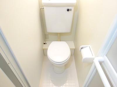 【トイレ】ソアール永福町
