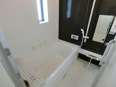 【浴室】土浦市真鍋新町第4 新築戸建 全5棟
