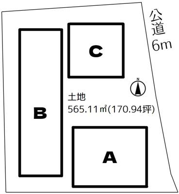 1LDK8部屋、2LDK5部屋、3LDK1部屋、店舗3部屋/大関建設