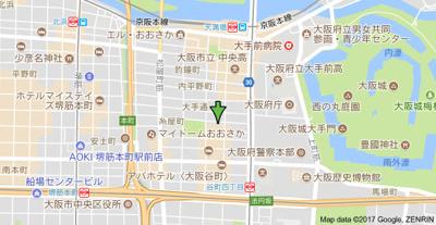 【地図】ロイヤルキャッスル