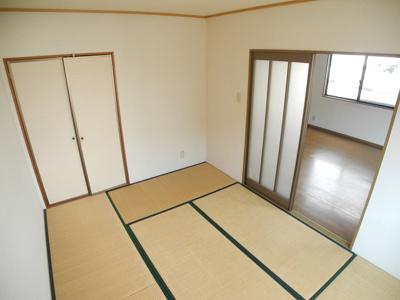 ※室内画像は別部屋のもの