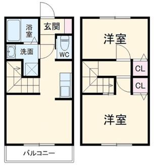 《2015年築!》熊谷市下奈良2棟一括売アパート