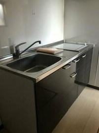 【キッチン】《2015年築!》熊谷市下奈良2棟一括売アパート