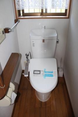 【トイレ】西町1丁目貸家