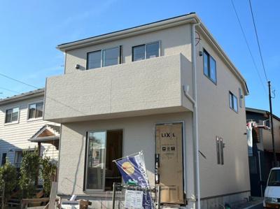 【外観】吉川市高久1丁目新築戸建て