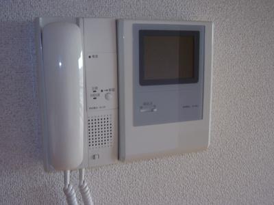 モニターフォン イメージ:同物件別室