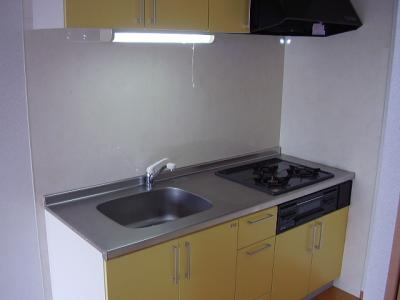 システムキッチン 内装イメージ:同物件別室