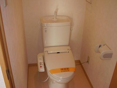 温水洗浄暖房便座 内装イメージ:同物件別室