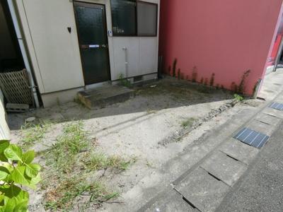 【駐車場】灘町貸家