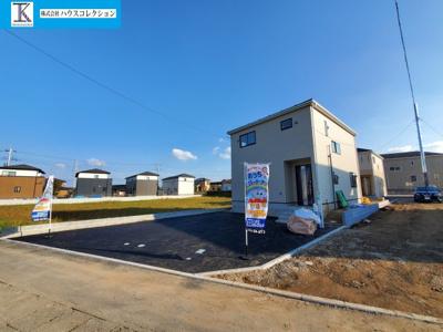 【外観】土浦市藤沢第4 新築戸建 全4棟