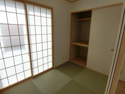 【和室】土浦市滝田第9 新築戸建 全4棟