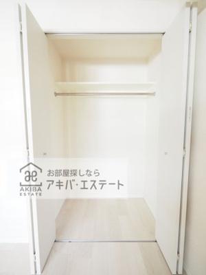 【収納】ライジングプレイス錦糸町三番館