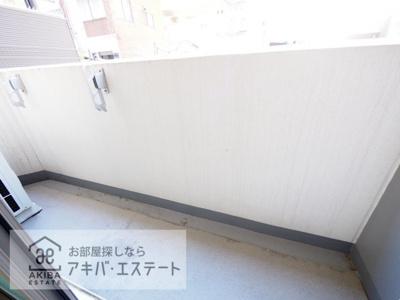 【バルコニー】ライジングプレイス錦糸町三番館