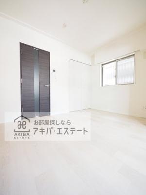 【居間・リビング】ライジングプレイス錦糸町三番館