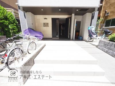 【エントランス】ライジングプレイス錦糸町三番館