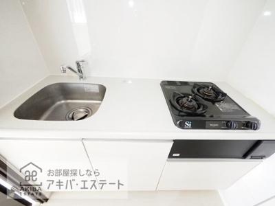【キッチン】ライジングプレイス錦糸町三番館