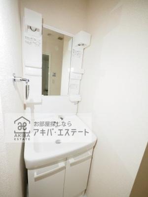 【洗面所】ライジングプレイス錦糸町三番館