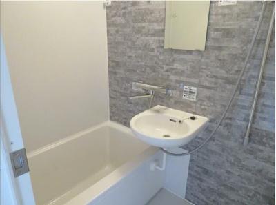 【浴室】第2ホワイトハイム