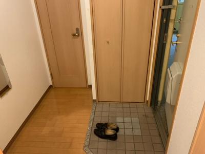 【玄関】ラフォンテ