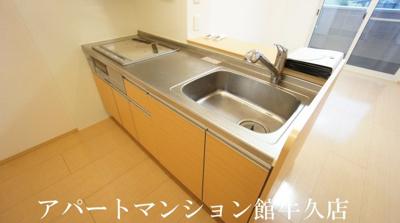 【キッチン】UTOPIA FORLEAF(ユートピアフォーリーフ)A
