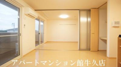 【居間・リビング】UTOPIA FORLEAF(ユートピアフォーリーフ)A