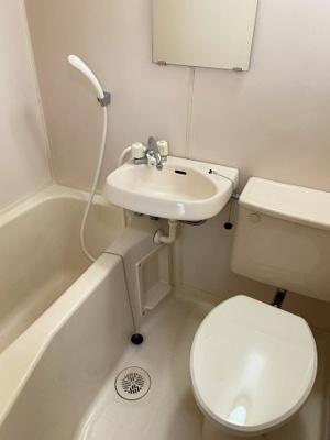 【浴室】メゾンハヤシ