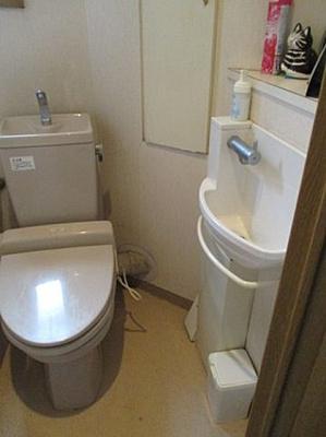 【トイレ】イーグルコート椥辻十条