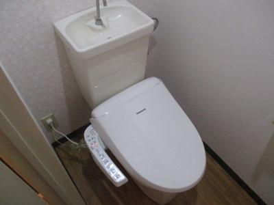 【トイレ】サンコスモ岸里