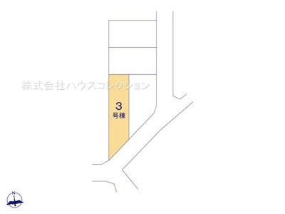 【独立洗面台】土浦市木田余東台1丁目 新築戸建 全4棟