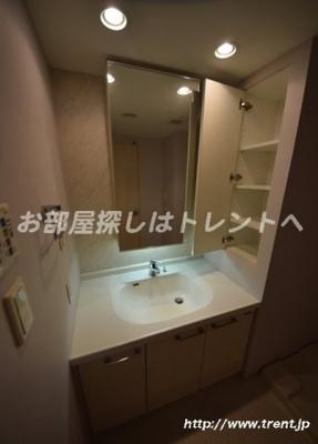 【独立洗面台】レジディア日本橋馬喰町