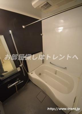 【浴室】レジディア日本橋馬喰町