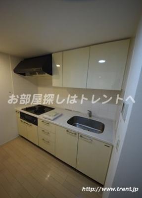【キッチン】レジディア日本橋馬喰町