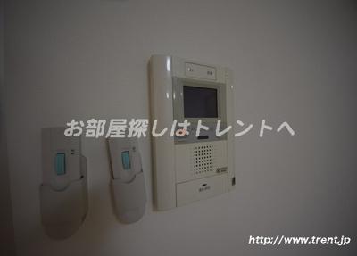 【セキュリティ】レジディア日本橋馬喰町